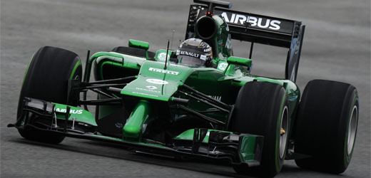 Caterham CT04